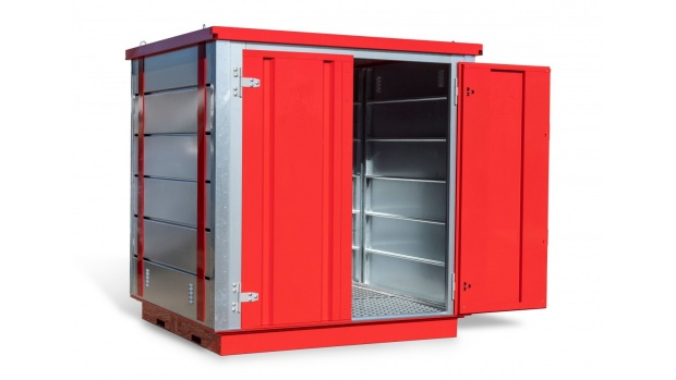 Armorgard Forma-Stor COSHH Collapsible Storage Unit FR200C