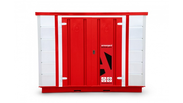 Armorgard Forma-Stor COSHH Collapsible Storage Unit FR300C