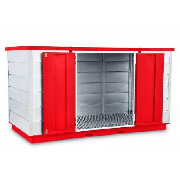 Armorgard Forma-Stor COSHH Collapsible Storage Unit FR400C