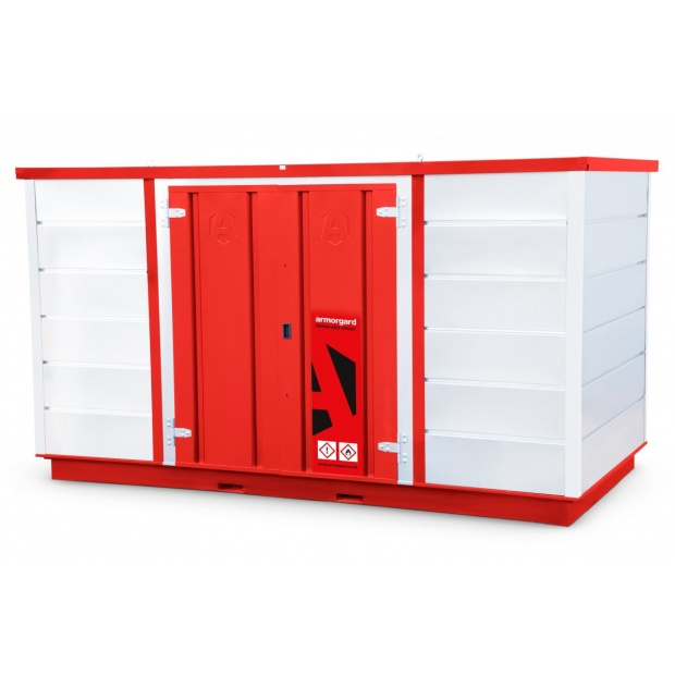 Armorgard Forma-Stor COSHH Collapsible Storage Unit FR400C img 3
