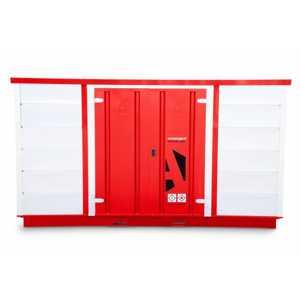 Armorgard Forma-Stor COSHH Collapsible Storage Unit FR400C img2