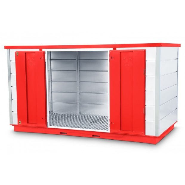 Armorgard Forma-Stor COSHH Collapsible Storage Unit FR400C img4