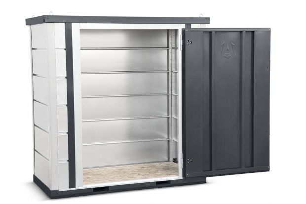 Oxtrad Tools Ltd Armorgard FR100 Forma-Stor Medium Duty Collapsible Storage Unit img4