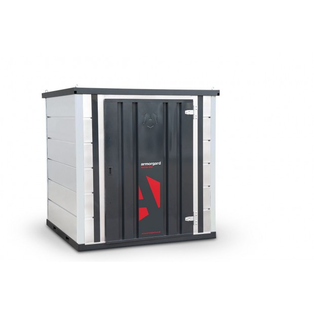 Oxtrad Tools Ltd Armorgard FR200T Forma-Stor Flat Pack Storage Container
