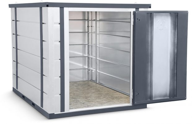 Oxtrad Tools Ltd Armorgard FR200 Forma-Stor Medium Duty Collapsible Storage Unit img3