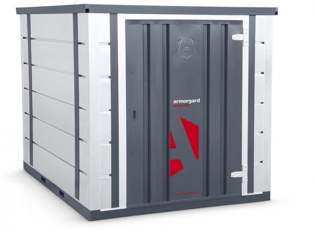 Oxtrad Tools Ltd Armorgard FR300 Forma-Stor Medium Duty Collapsible Storage Unit img4