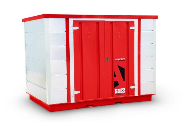 Oxtrad Tools Ltd Armorgard FR300C Forma-stor COSHH Modular Walk In Storage Unit img 4