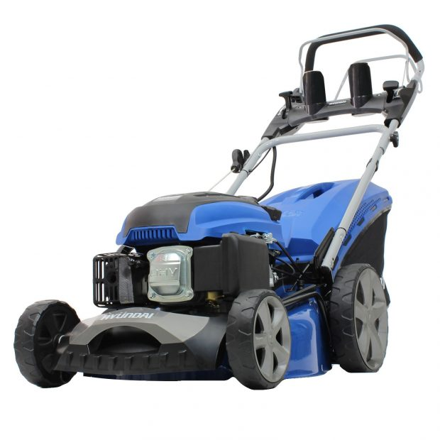 Oxtrad Tools Ltd Hyundai HYM460SPE Self Propelled Electric Start Petrol Lawn Mower
