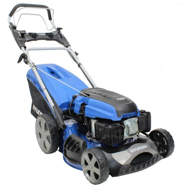 Oxtrad Tools Hyundai HYM460SPE Self Propelled Electric Push Button Start Lawn Mower 4