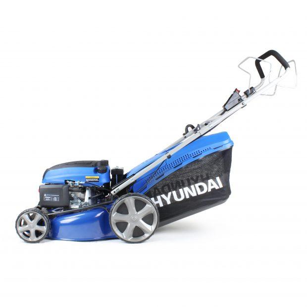 Oxtrad Tools Ltd Hyundai HYM460SPE Self Propelled Electric Start Petrol Lawn Mower 2
