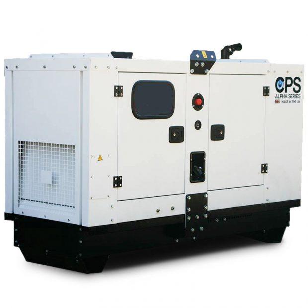 Oxtrad Tools Ltd CPS 12.5kva Single Phase Generator CPS12.5s/1PH
