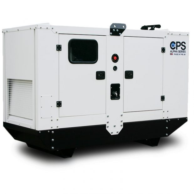 Oxtrad Tools Ltd CPS 28kva Single Phase Diesel Generator AP28s/1PH