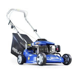 Oxtrad Tools Ltd Hyundai HYM400P Petrol Rotary 400mm Push Lawn Mower img1