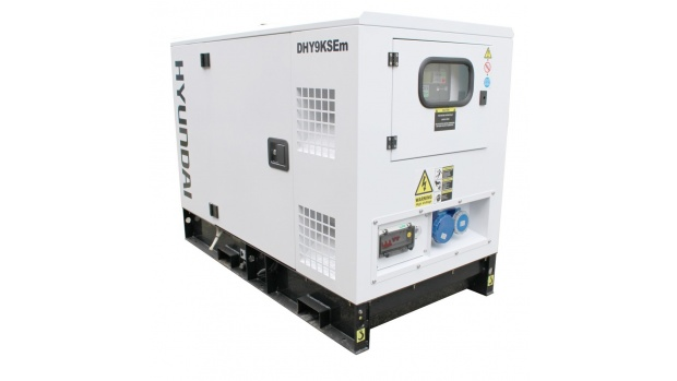 Oxtrad Tools Ltd Hyundai 11kVA DHY9KSEm Single Phase Generator