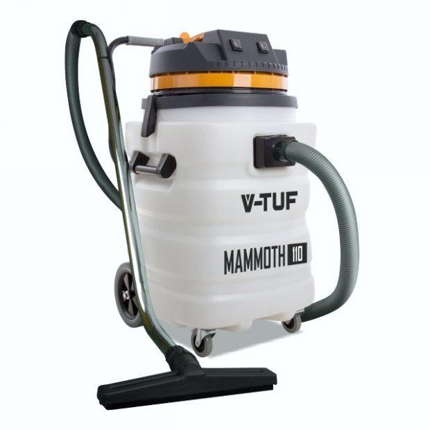 Oxtrad Tools Ltd V-Tuf Mammoth240 Wet & Dry Vacuum 90Ltr 240v