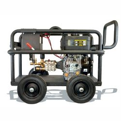 Oxtrad Tools Ltd V-Tuf Torrent5 Trolley Mounted Diesel Pressure Washer 3000psi