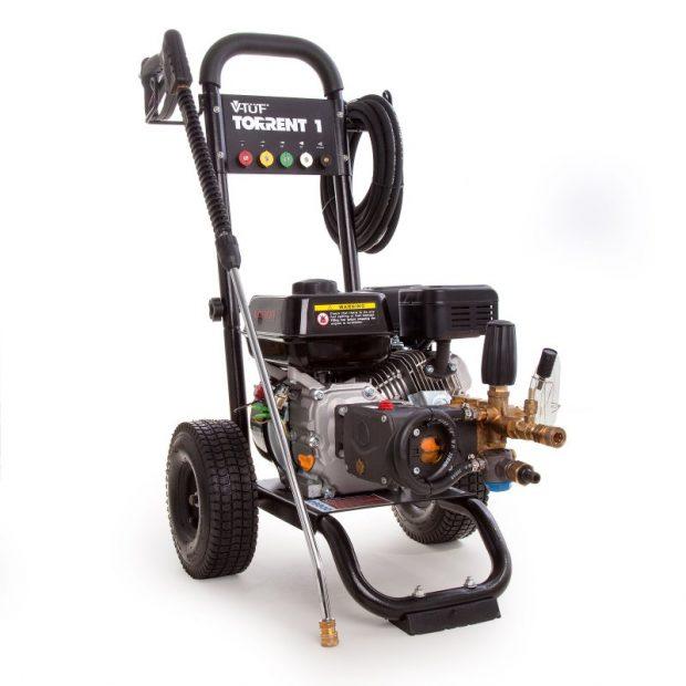 V-Tuf Torrent1 Industrial Petrol Pressure Washer 2755psi 190bar