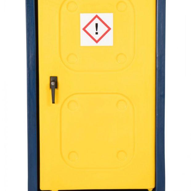 Armorgard Chemcube Non-Corrosive Storage Cabinet CCC2