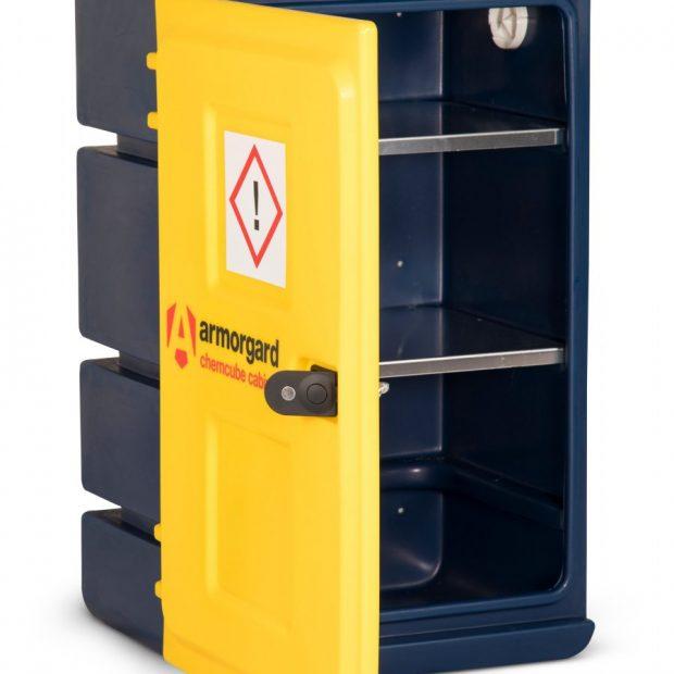 Armorgard Chemcube Non-Corrosive Storage Cabinet CCC1