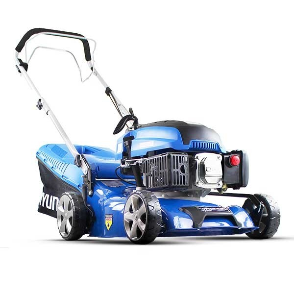 Oxtrad Tools Ltd Hyundai HYM430SP 430mm Self Propelled Petrol Lawn Mower