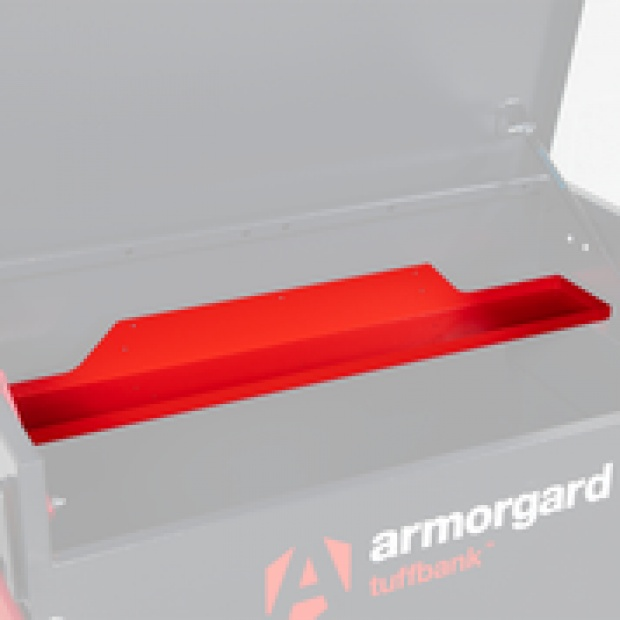 Oxtrad Tools Ltd Armorgard Tuffbank TBDS4P Deep Powerbank Shelf