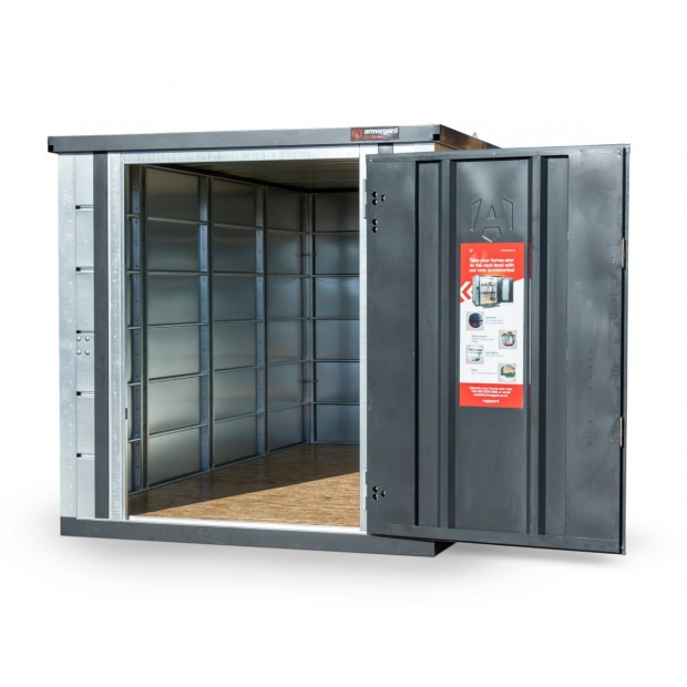 Armorgard FR400T Forma-Stor Flat Pack Storage Container 3