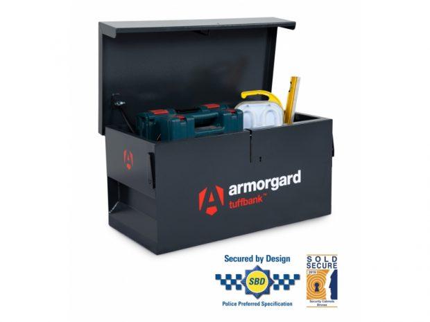 Oxtrad Tools Ltd Armorgard TuffBank TB1 Van Box