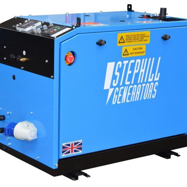 Oxtrad Tools Ltd Stephill SSD6000W2 6.0kVA Welfare Cabin Generator