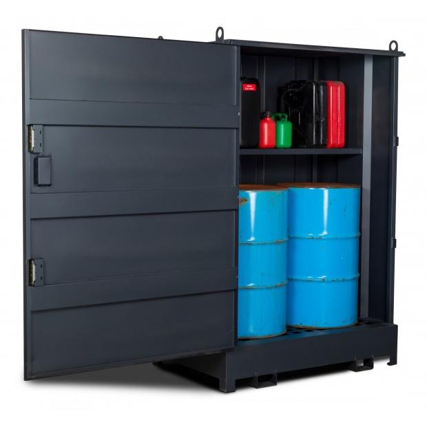 Armorgard DrumBank Cabinet DB2S 2