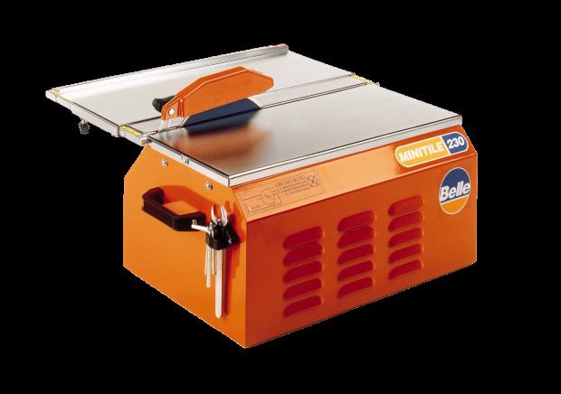 Oxtrad Tools Ltd Altrad Belle Minitile 200 Tile Cutter 110v