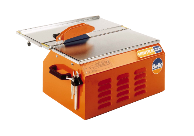 Oxtrad Tools Ltd Altrad Belle Minitile 230 Tile Cutter 240v