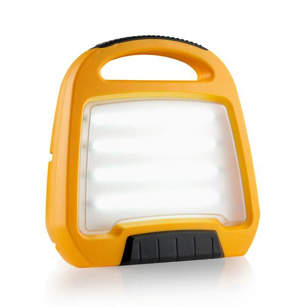Oxtrad Tools Ltd Defender LED 12w Rechargeable Floor Light E709192