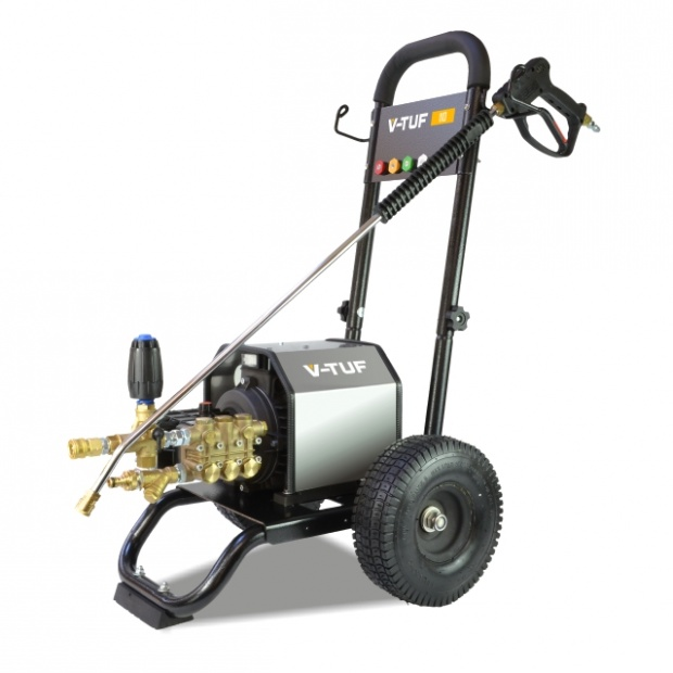 Oxtrad Tools Ltd V-Tuf110 Cold Water Pressure Washer 80bar 1500psi 110v