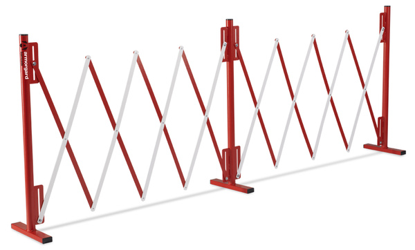 Oxtrad Tools Ltd Armorgard Barricade Expandable Safety Barrier 450 x 300 x 950mm BAR1