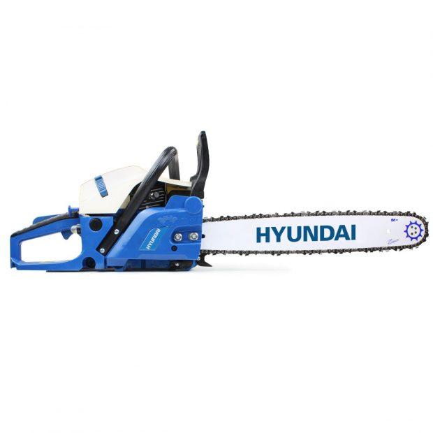 Oxtrad Tools Ltd Hyundai HYC6220 Petrol Chainsaw 20in