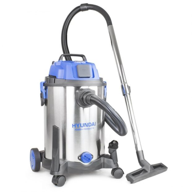 Oxtrad Tools Ltd Hyundai HYVI3014 Wet & Dry HEPA Vacuum Cleaner 1400w