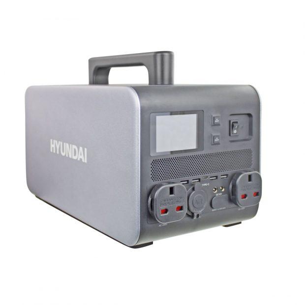 Oxtrad Tools Ltd Hyundai HPS-1100 Portable Power Station 1000w