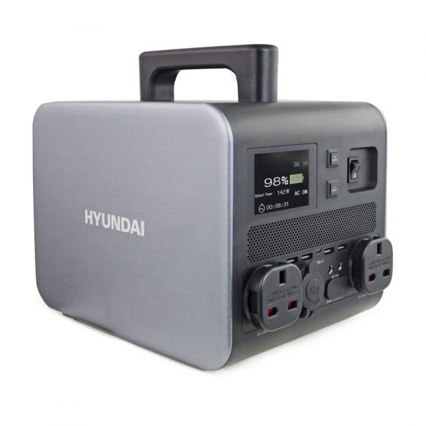 Oxtrad Tools Ltd Hyundai HPS-300 Portable Power Station 300w