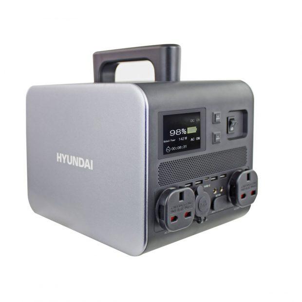 Oxtrad Tools Ltd Hyundai HPS-600 Portable Power Station 500w