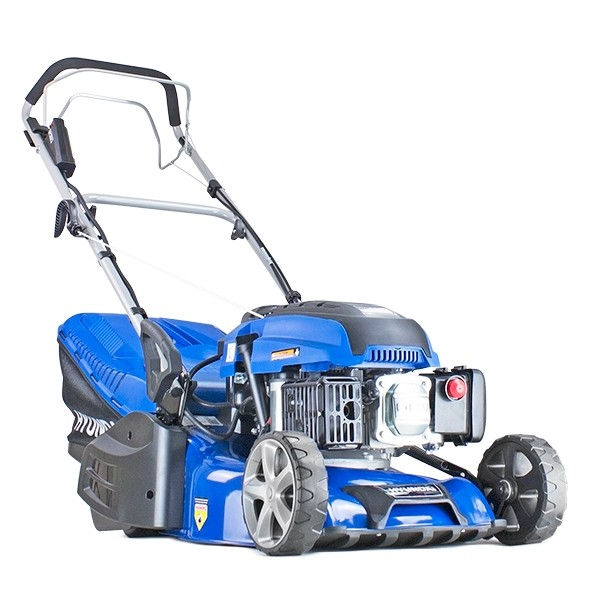 Oxtrad Tools Ltd Hyundai HYM430SPER Self Propelled 430mm Electric Start Lawn Mower