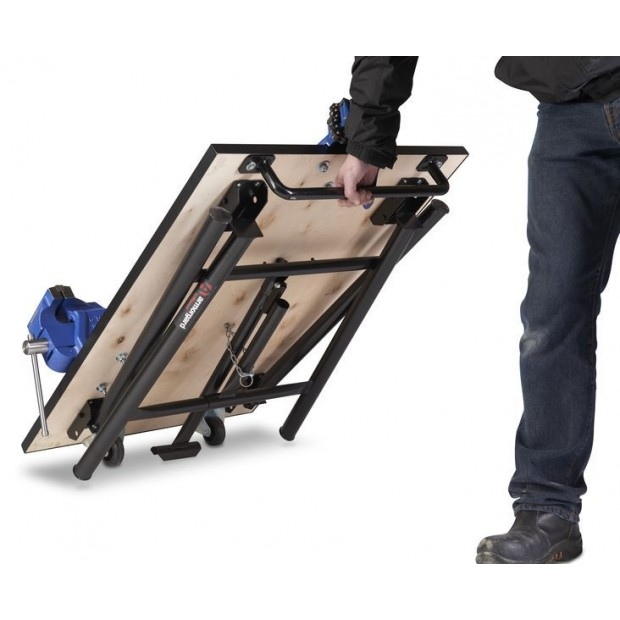Oxtrad Tools Ltd Armorgard BH1080-H Tuffbench Handle & Wheel Kit