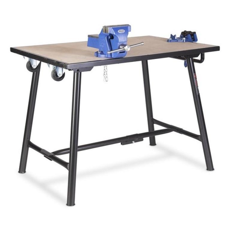Oxtrad Tools Ltd Armorgard BH1080VWK Tuffbench Workbench & Vices