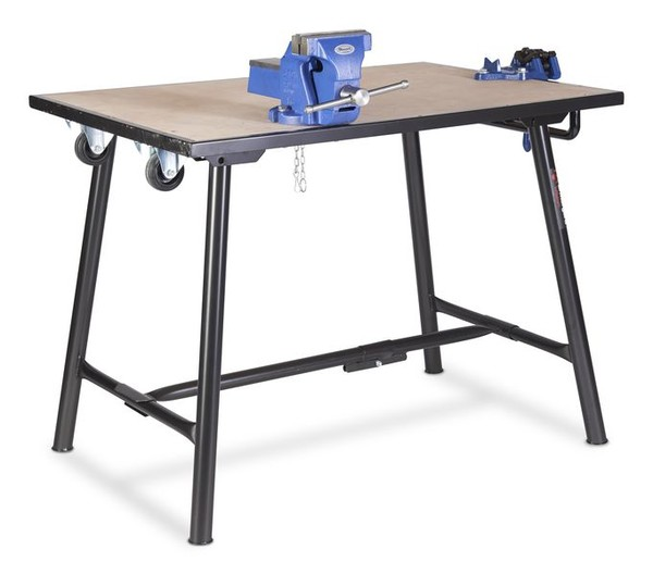 Oxtrad Tools Ltd Armorgard BH1080VWK Tuffbench Workbench & Vices