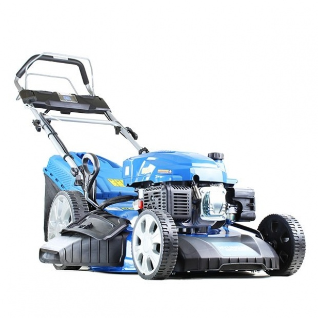 Oxtrad Tools Ltd Hyundai HYM530SPE Self Propelled 530mm Electric Start Lawn Mower 1