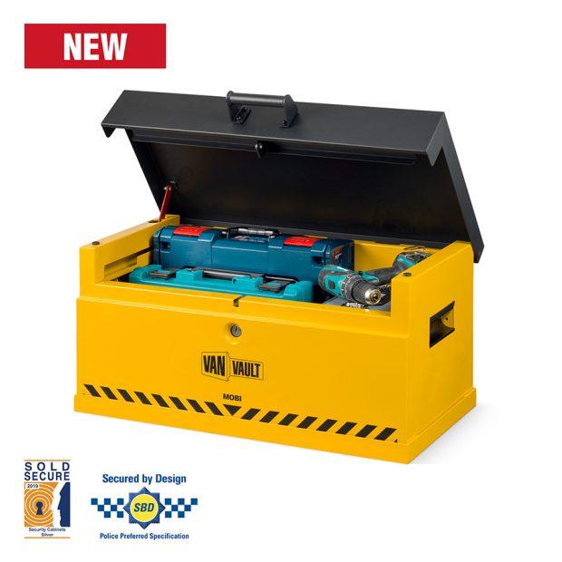 Oxtrad Tools Ltd Van Vault Mobi Drop and Dock S10850