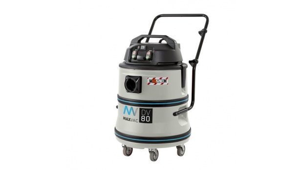 Oxtrad Tools Ltd Maxvac Dura M Class HEPA Vacuum Wet and Dry 80ltr DV80MB1 110v