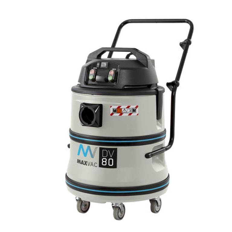 Maxvac Wet and Dry M Class HEPA Vacuum DV80MBN 110v/240v