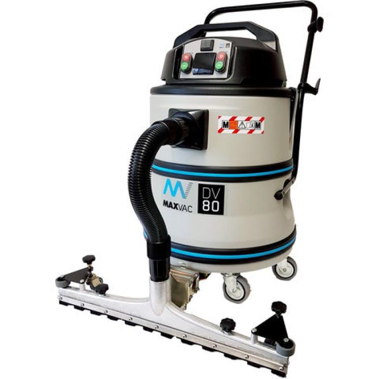 Maxvac Wet and Dry M Class HEPA Vacuum DV80MBN-FB 110v/240v c/w Floor Bar
