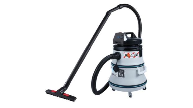 Maxvac Wet and Dry M Class HEPA Vacuum DV50MBN 110v or 240v