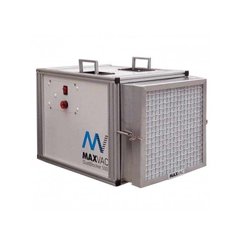 Oxtrad Tools Ltd MaxVac Dustblocker DB500-B8 Air Filtration Cleaner 110v or 240v
